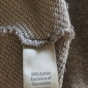LC Lauren Conrad Tops - LC Lauren Conrad bow tie sweatershirt xs